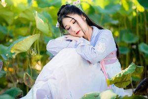 Nữ sinh HV Tài Chính hóa mỹ nữ cổ trang đẹp 'hút hồn'