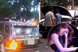 Sau khi xe Tuấn Hưng gặp tai nạn, đến lượt siêu xe 10 tỷ của Hồ Ngọc Hà bốc khói giữa đường