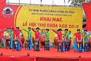 Thái Bình: Khai mạc lễ hội Chùa Keo mùa thu năm 2018