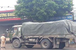 Thái Nguyên: Người lái xe máy tử vong tại chỗ sau cú va chạm với xe tải