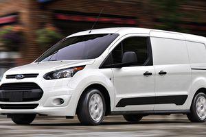 Lỗi cảm biến, Ford Transit bị triệu hồi gần 7.000 chiếc