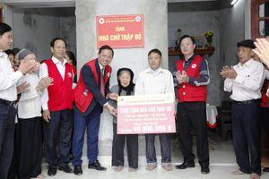 Nhà Chữ thập đỏ - mô hình thành công từ phong trào 'Dân vận khéo'