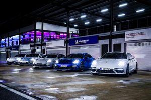 Porsche E-Performance Chất 'lửa' của xe điện