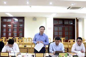 Kiểm tra hoạt động công vụ tại tỉnh Hà Tĩnh