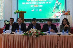 Phát động Giải Bóng rổ Học sinh tiểu học Hà Nội Cúp Milo 2018