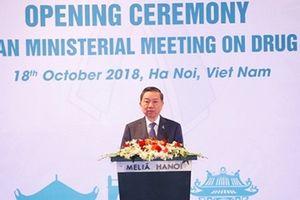 Việt Nam sẵn sàng đóng góp và đẩy mạnh hợp tác phòng, chống ma túy khu vực