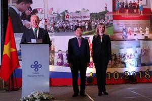TTKHVH Nga 15 năm thúc đẩy hợp tác văn hóa-giáo dục Nga – Việt