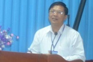 Bị kỷ luật, cựu Chủ tịch TP Trà Vinh được bổ nhiệm làm giám đốc Sở Công thương