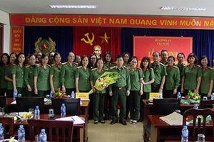 Cục Y tế gặp mặt kỷ niệm 88 năm Ngày Thành lập Hội LHPN Việt Nam