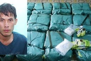 Khởi tố vụ án, khởi tố bị can vụ vận chuyển 308,6kg ma túy đá