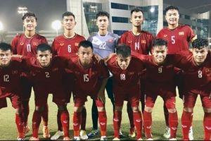 U19 Việt Nam chốt danh sách tham dự VCK châu Á