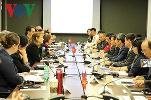 Việt Nam và Hoa Kỳ tiếp tục thúc đẩy hợp tác trong khoa học-công nghệ