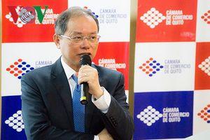 Diễn đàn doanh nghiệp Việt Nam - Ecuador