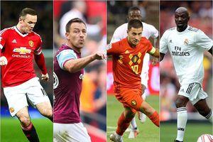 Đội hình mạnh nhất Premier League từng là học trò của HLV Mourinho