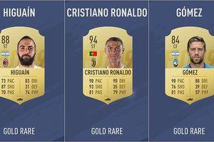 10 tiền đạo xuất sắc nhất Serie A trong FIFA 19: Ronaldo 'vô đối'