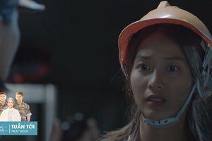 'Hậu duệ mặt trời' tập 19, 20: Duy Kiên bị mắc kẹt trong đống đổ nát