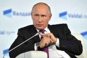 Ông Putin: IS bắt cóc 700 con tin tại Syria, mỗi ngày hành quyết 10 người