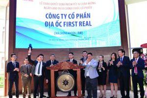 13 triệu cổ phiếu First Real chính thức giao dịch trên sàn HOSE