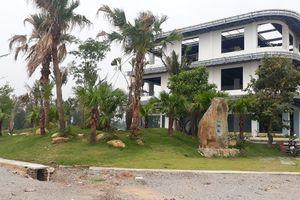 Huyện Tĩnh Gia, Thanh Hóa: Chưa có giấy phép, khu sinh thái Hải An vẫn 'vô tư' xây dựng