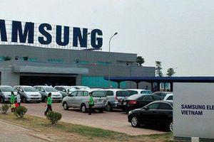 Người nói Samsung Việt Nam 'chuyển sản xuất sang Triều Tiên' không có thẩm quyền phát ngôn