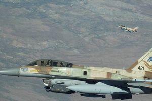 Các máy bay chiến đấu Israel theo dõi biên giới Lebanon-Syria