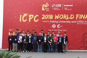 Khởi động ICPC – kỳ thi 'ươm mầm' nhiều lãnh đạo, lập trình viên lương 'khủng'