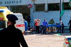 Đánh bom ở Crimea, ít nhất 18 người thiệt mạng