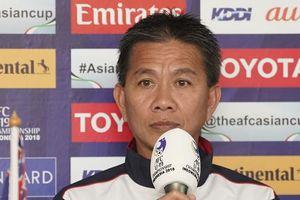 HLV Hoàng Anh Tuấn: 'Chúng tôi muốn đoạt vé World Cup'