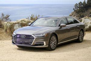 Audi nâng tầm A8 mới, sang trọng và an toàn hơn