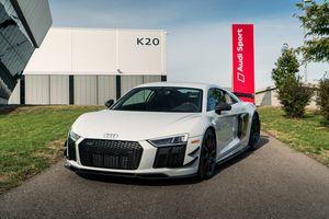 Audi R8 V10 hiệu suất cao ra mắt với giới hạn 10 chiếc