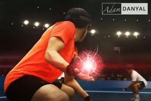 Môn thể thao độc đáo sử dụng VR, 'chưởng' ra quả cầu năng lượng