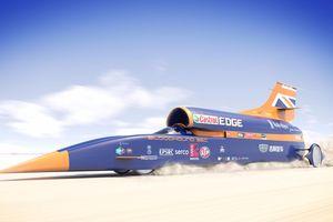 Siêu xe tốc độ 1.600 km/h có nguy cơ chết yểu vì thiếu tiền