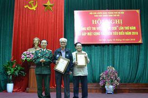 Không ngừng nâng cao chất lượng cuộc thi viết 'Ký ức cựu chiến binh'