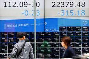 Cổ phiếu châu Á thận trọng do lo ngại căng thẳng tại Trung Đông