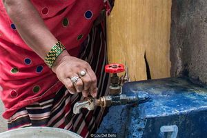 New Delhi cận kề khủng hoảng nước