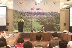 Tổng kết 10 năm tổ chức và hoạt động Quỹ Bảo vệ và phát triển rừng