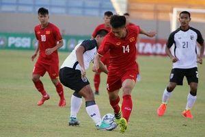 U19 Việt Nam - U19 Jordan 16h00 ngày 19.10: Phải thắng để nuôi hy vọng đi tiếp