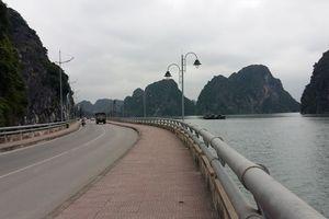 Hơn 300 tỉ đồng mở rộng 2 cầu Bài Thơ trên tuyến đường bao biển Hạ Long