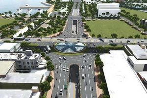 Đà Nẵng quyết cải tạo nút giao thông phía Tây cầu Trần Thị Lý hơn 550 tỉ đồng