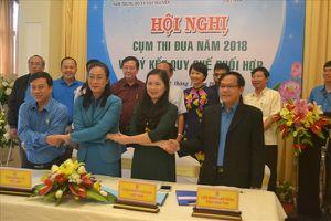 Hội nghị Cụm thi đua 10 LĐLĐ tỉnh khu vực Nam Trung bộ và Tây nguyên
