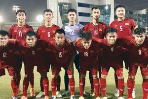 Đoàn Văn Hậu sẽ dự giải U19 châu Á