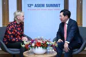 Làm sâu sắc hơn quan hệ giữa Việt Nam với Cyprus, Thụy Điển và Bồ Đào Nha