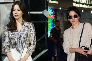 Giật mình vì bộ sưu tập túi tiền tỷ của Song Hye Kyo