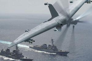 Iran bị bắt quả tang rình rập do thám các tàu chiến Mỹ