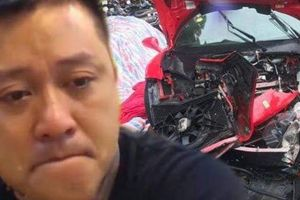 Tuấn Hưng nói gì với Tú Dưa trong đêm siêu xe gặp nạn trên cao tốc?