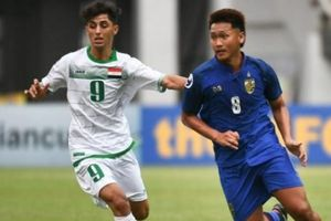 U19 Thái Lan tạo bất ngờ lớn trước U19 Iraq