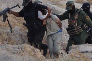 Ảnh thủ lĩnh sừng sỏ IS bị tóm sống ở Iraq