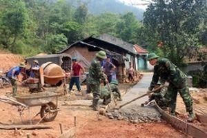 Quân khu 3 phối hợp cùng địa phương nâng cao hiệu quả công tác dân vận