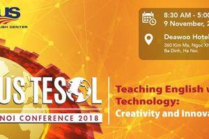 Ứng dụng công nghệ trong giảng dạy tiếng Anh: Sáng tạo và cải tiến