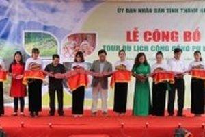 Thanh Hóa công bố tour du lịch cộng đồng Pù Luông.